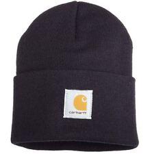 f9a8810010a Carhartt Men s Beanie Knit Hat Warm Acrylic Watch Cap One Size Men s  Accessories