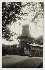 Photo postcard Windmühle MOLEN moulin Młyn (1837)