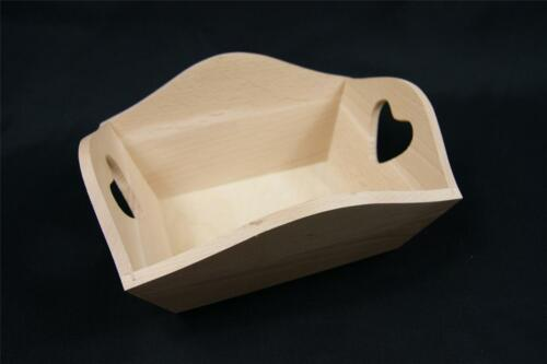 Wooden Tea Meal Serving Tray Waiter Table Bar Dining Kitchen Caddy Fruit TSB