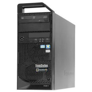 GAMING-Lenovo-S30-Workstation-Xeon-e5-1620-Quad-Core-16gb-RAM-NO-HDD-NO-GPU