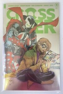 Crossover #3 Foil Thank You Variant TODD MCFARLANE Spawn 1 Per Store NM+