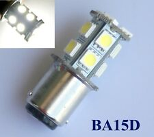 Ba15d 1076 1142 High Bright Car LED Bulb 13 5050 SMD DC 12V Cool White