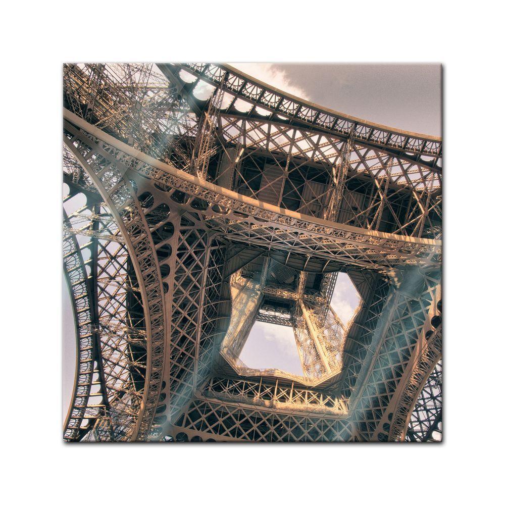 Immagine di vetro-PARIGI TORRE EIFFEL-FRANCIA