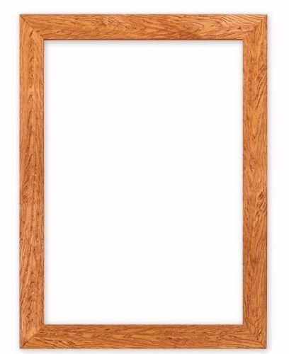 Wooden frame large confetti range picture frame photo frame poster frame teak