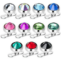 Dermal Anchor 5mm With Bases Included 11 Pack
