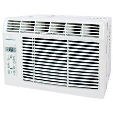Keystone 5000-BTU 115V Window-Mounted Air Conditioner with LCD Remote Control