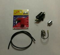 Puch E50 E-50 Za50 Za-50 Ignition Parts Maxi Newport Lk Condenser Coil Contact
