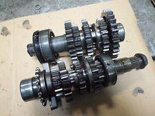 honda xr500 xl500 engine transmission assembly gears shafts cluster 79 1980 1981
