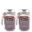 Mocktails Scented Candle home fragrance 325g Sherbet Lemon or Chocolate Mudslide
