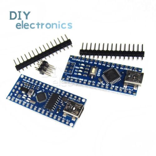 USB Nano V3.0 ATmega328P CH340G 5V 16M Micro-controller Drive Board US