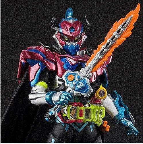S.H.Figuarts Masked Kamen Rider BRAVE FANTASY GAMER GAMER GAMER LEVEL 50 Figure BANDAI NEW 068f4f