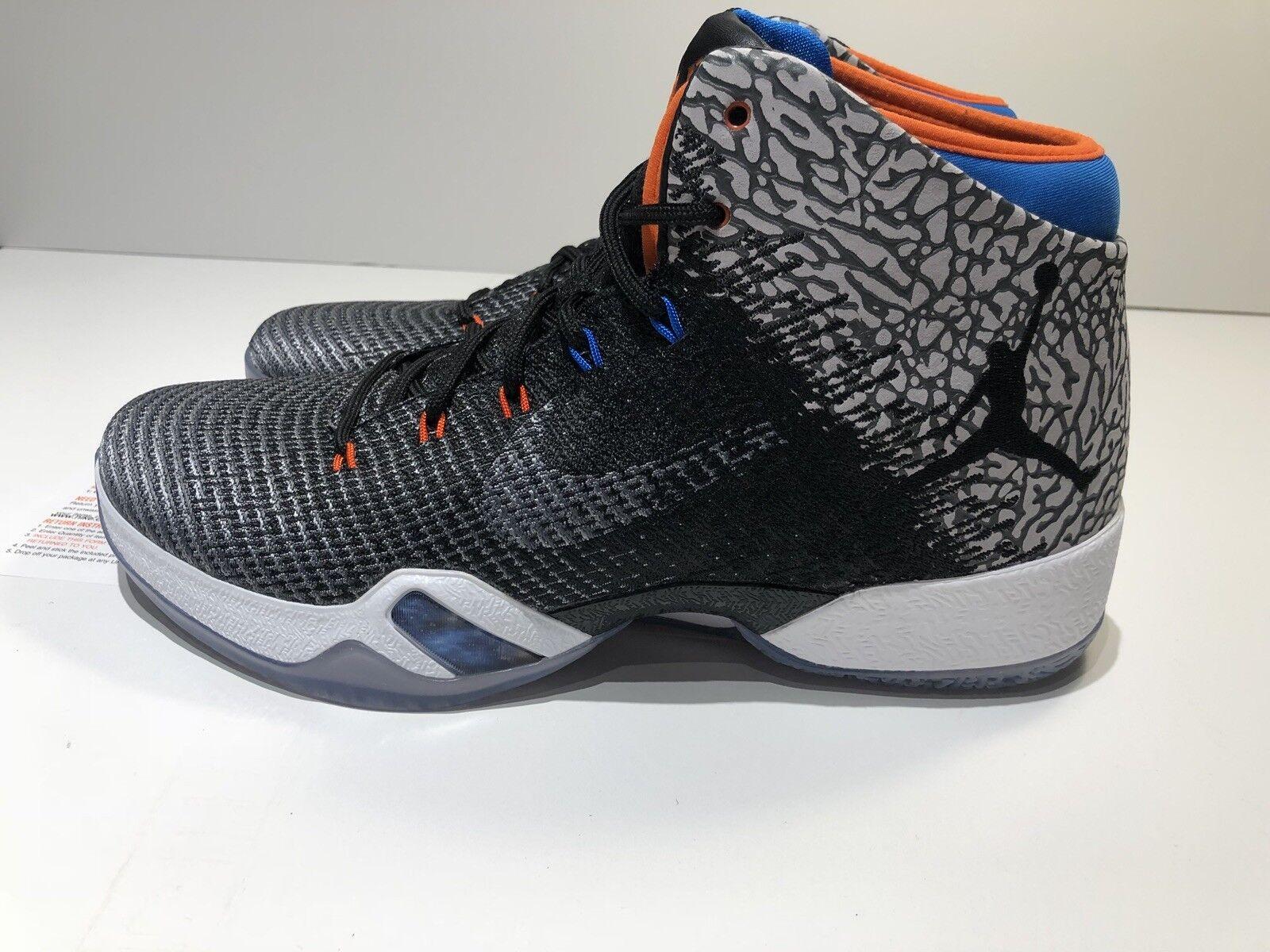Nike air jordan 31 'russell westbrook - mvp thunder dimensioni