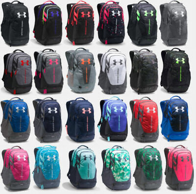 "15/"" UA Storm Hustle 3.0 Backpack Water-Resist Sports Camping Bag New arrival"