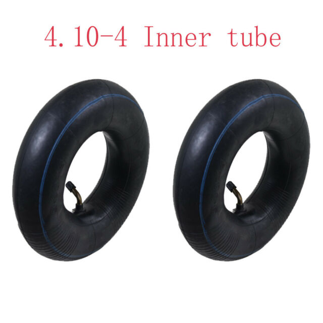 Size 10 x 1.75 Push Chair Tyres And 2 x Inner Tubes With Angled Valves 2 x Pram