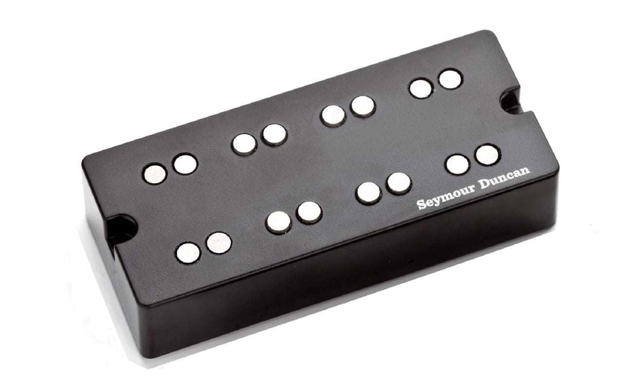 Seymour Duncan 4-string NYC Soapbar (EMG DC 40 Größe) Bass Neck Pickup 11405-53