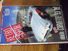 $$y Revue Retroviseur N°29 Corvette '53 '62  Renault Dauphine  650 BSA 1954