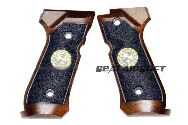 WE Nylon Pistol Grip Cover (Brown) - HK0018