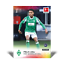 thumbnail 1 - FELIX AGU - SV WERDER BREMEN 2020 2021 card #89 Topps Now Bundesliga