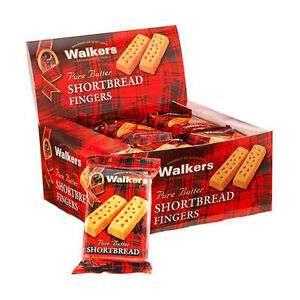 Walkers-Shortbread-Finger-24-Pack-in-a-box-Twin-pack-40gx2-039-s-FREE-Sameday-Ship