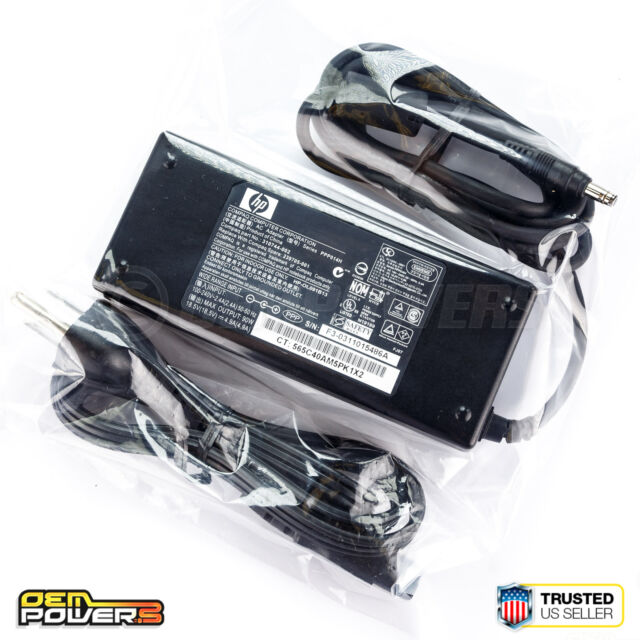Genuine Original OEM HP 18.5V 4.9A 90W Laptop AC Adapter Power Supply Charger