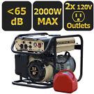 Sportsman GEN2000-SS 2000 Watt Gasoline Portable Generator