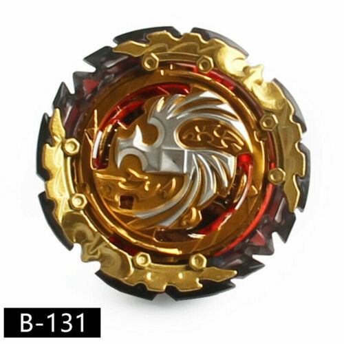 Burst Beyblade Spinning GOLD-B131 Dead Phoenix.0.At Cho-Z Without Launcher