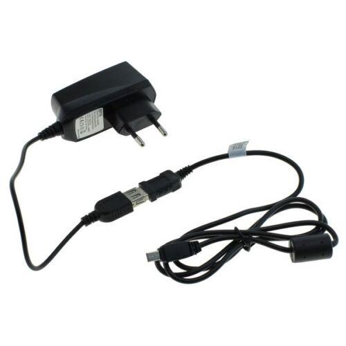 Netzteil für Casio Exilim EX-Z3000 AD-C53 AD-C53U USB-Verbindungskabel EMC-6