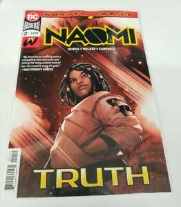 Details about Naomi #2 Bendis 2nd Print Variant DC 2019 NM