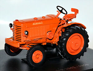 Renault-R-3042-1950-Traktor-Schlepper-orange-1-43