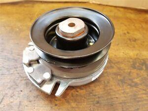 Aufsitzmäher Rasenmäher Stiga Magnetkupplung Pto Mähwerkeinschaltung Elektrokupplung 1136-0048-01 Bequemes GefüHl Orig