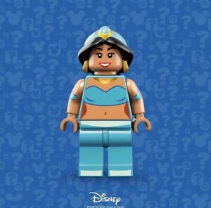 Lego Disney 2 Jasmine Minifigure