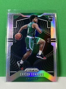 2019-20-Panini-Prizm-Carsen-Edwards-Silver-Boston-Celtics-RC-Rookie