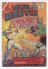 BLUE BEETLE VOL. 3 #52 (4.0) MAGNO MAN VS. BLUE BEETLE 1965