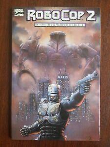 Marvel-ROBOCOP-2-Official-Adaptation-TPB-Trade-Paperback-NM-VF