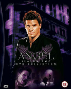 37795ac6ac3163 ANGEL COMPLETE SERIES 2 DVD Box Set All Episodes from 2nd Season ...