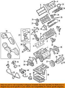 AUDI    OEM    98   04 A6    Quattro   Engine Crankshaft Crank Seal 078115189H   eBay