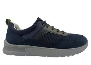 Chaussures Hommes GEOX U029UB Baskets Casual Sport Basses Confortable Lire
