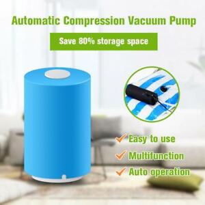 Usb Mini Automatic Compression Vacuum Pump Handy Travel