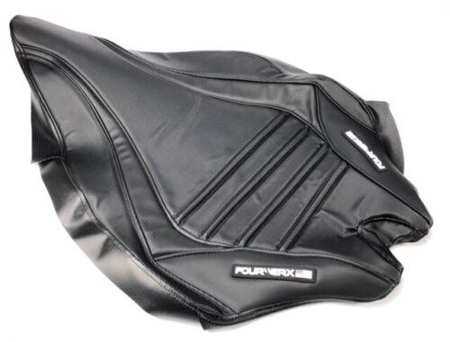 FourWerx Honda TRX450R Wave Seat Cover