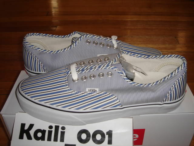 Supreme Comme Des Garcon Vans Authentic Pro Pro Pro Blue CDG SK8-HI Oxford WTAPS B 9e99ff