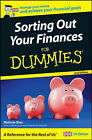 Sorting Out Your Finances for Dummies by Melanie Bien (Paperback, 2008)