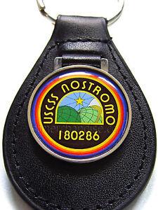 ALIEN-ALIENS-WEYLAND-YUTANI-SHIP-USCSS-NOSTROMO-KEY-FOB-KEYFOB-KEYRING-GIFT
