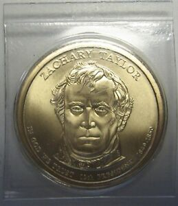 2009 P Zachary Taylor Presidential Series Dollar UNC MS Brilliant Uncirculated!!