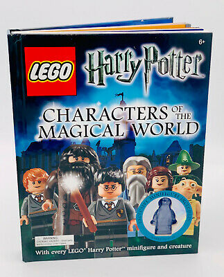 LEGO Harry Potter - Characters of the Magical World Book ...