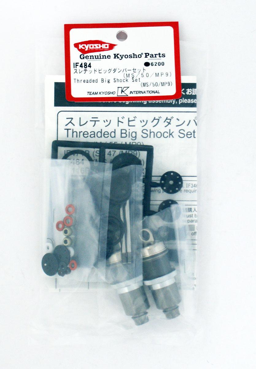 Kyosho IF484 Threaded Big Damper Set  MS / 50 / MP9