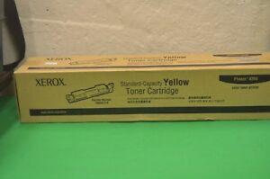 Xerox Phaser 6360 Standard Yellow Toner 106r01216 Genuine Original-afficher Le Titre D'origine Bas Prix