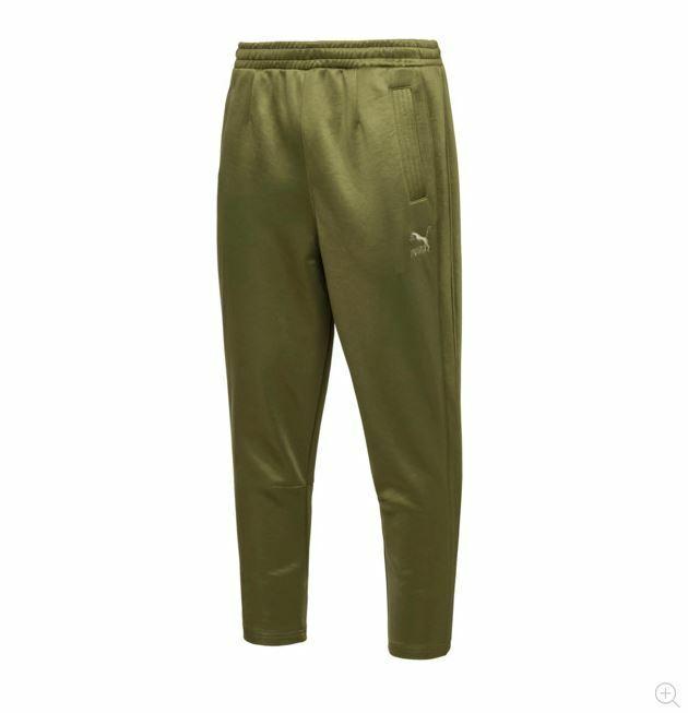 Puma Fashion T7 Pants Capulet Olive Trainingshose Jogger Jogginghose Oliv Grün M  | Won hoch geschätzt und weithin vertraut im in- und Ausland vertraut
