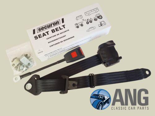 Jensen Interceptor MkI II /& III FF Securon avant inertie Seatbelt Kit 500//30