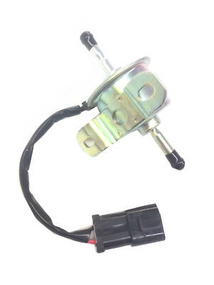 1x Elektronische Kraftstoffpumpe 12V DC für Yanmar 129612-52100 4TNV88 3TNV88
