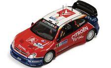 Citroën Xsara WRC - François Duval/Sven Smeets - Rally Argentina 2005 #2 - Ixo